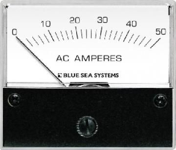 AC Ampermetre. 0-50 A.