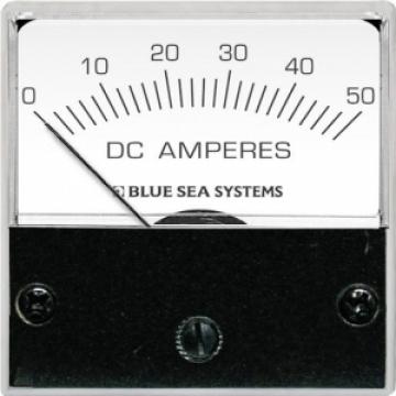 DC Mikro ampermetre.