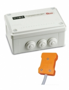 Quick KTB4N akü şarjı ısı dengeleme sistemi.