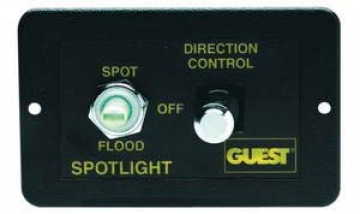 Guest 1323712 Projektör için fly-bridge kumanda kiti. 12V.