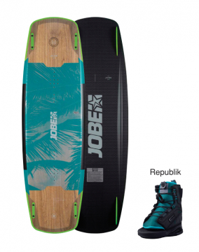 JOBE Wakeboard Reload 147 cm Republik