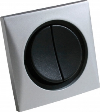 Batsystem anahtar. Kromaj. Switch başına 10A kapasite.