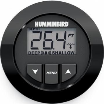 Humminbird HDR 650 derinlik göstergesi.