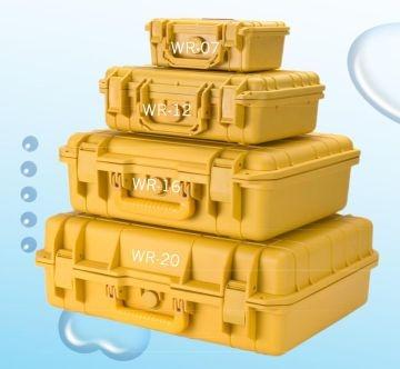 Su Geçirmez Çanta, Sarı 430x280x154mm