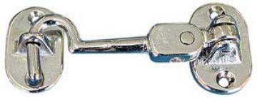 Paslanmaz çelik kanca, 10 cm.