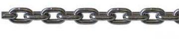 Zincir, DIN766, kalibre, AISI 316 paslanmaz çelik. 14mm.