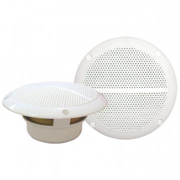 Lalizas İki Yönlü Hoparlör Set 'Sea Sound' 100W 6 1/2 Beyaz