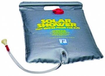 Solar duş, PVC. 10 litre